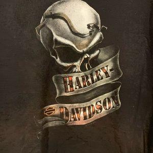 Harley-Davidson Shirts - FOX Harley Davidson of Owen Sound Canada T-Shirt